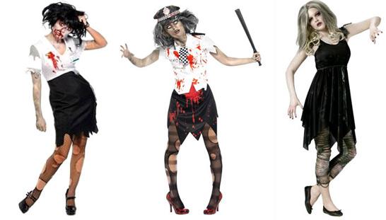 костюмы на Хэллоуин напрокат - фото