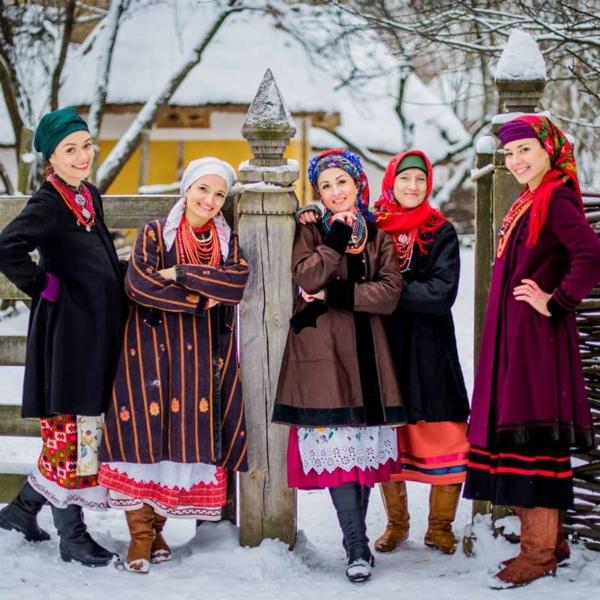 Группа Рожаница