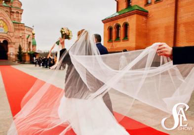 организация церемонии венчания