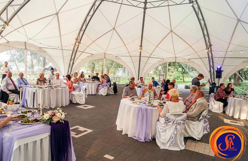 Шатры на свадьбу