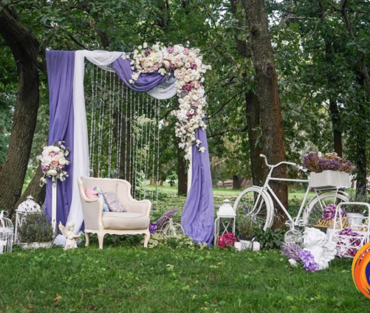 аренда декора в Киеве