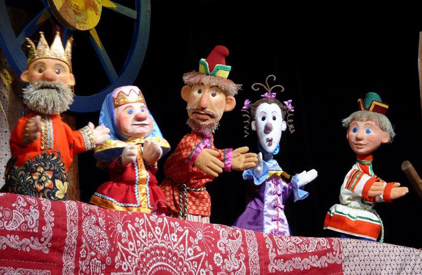Кукольный спектакль