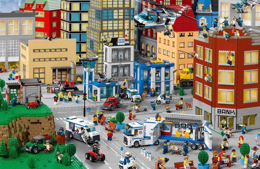 Мастер-класс «Лего»