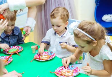 Масетр-классы для детей