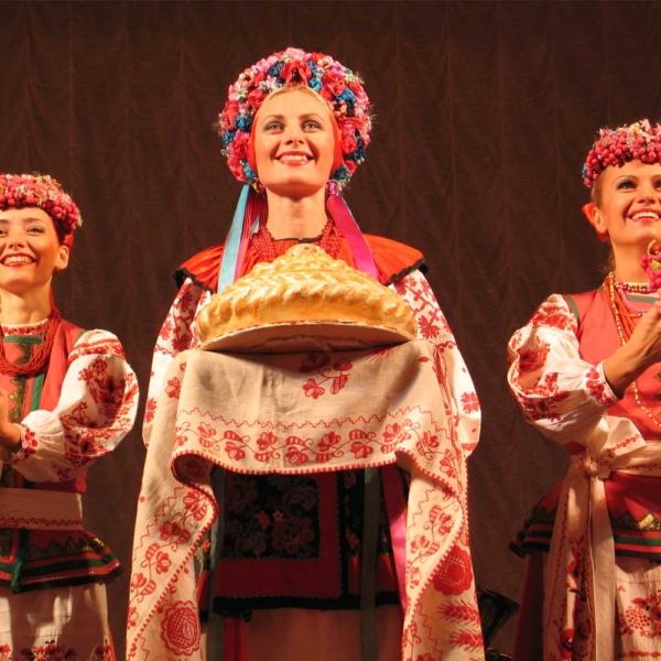 Фольклорный ансамбль Калина фото