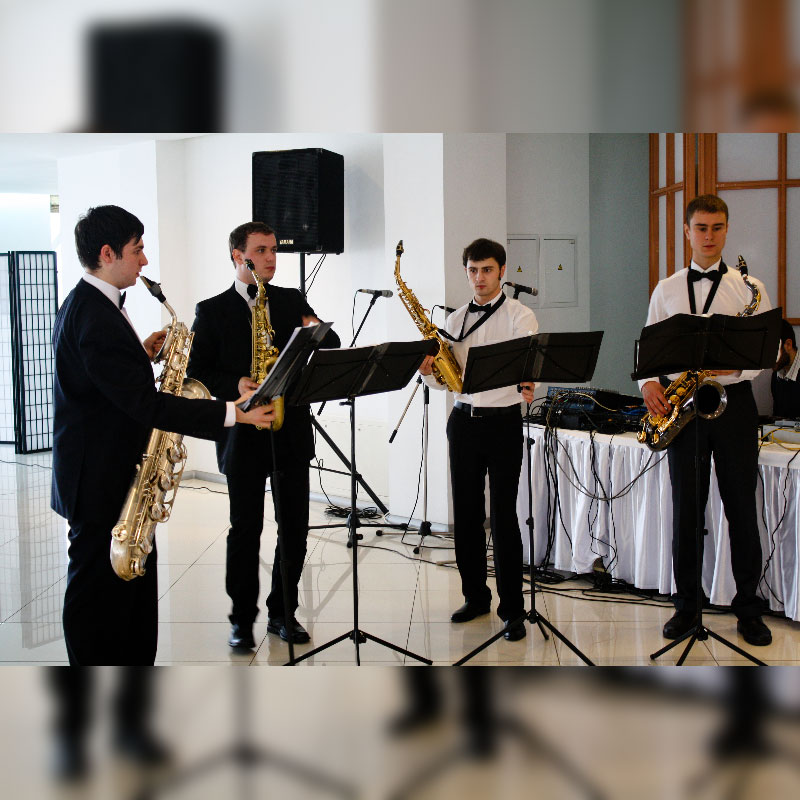 Квартер саксофонистов