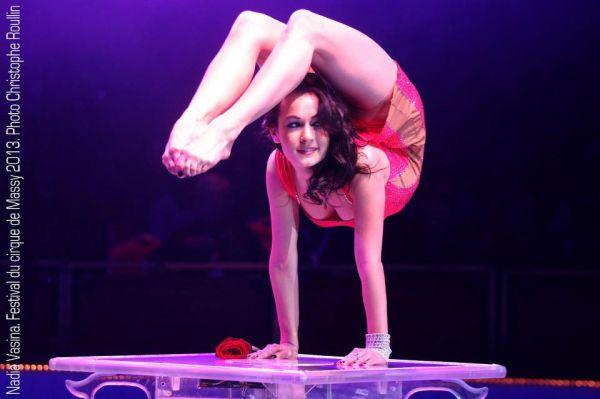 Гимнастка Надежда Васина фото 4