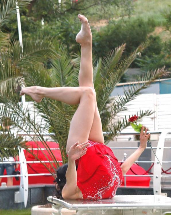 Гимнастка Надежда Васина фото 5