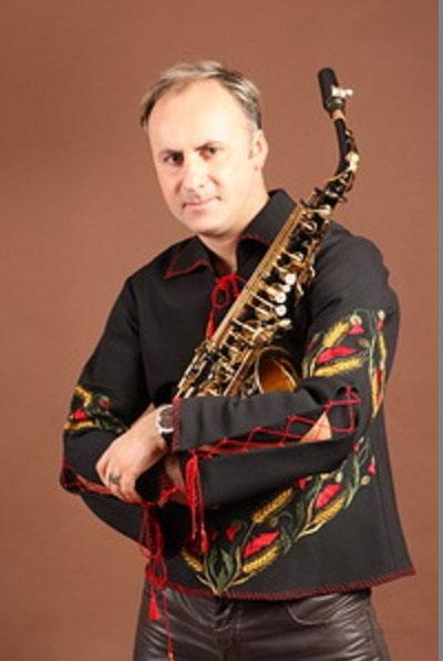 Саксофонист Игорь Рудый фото 3