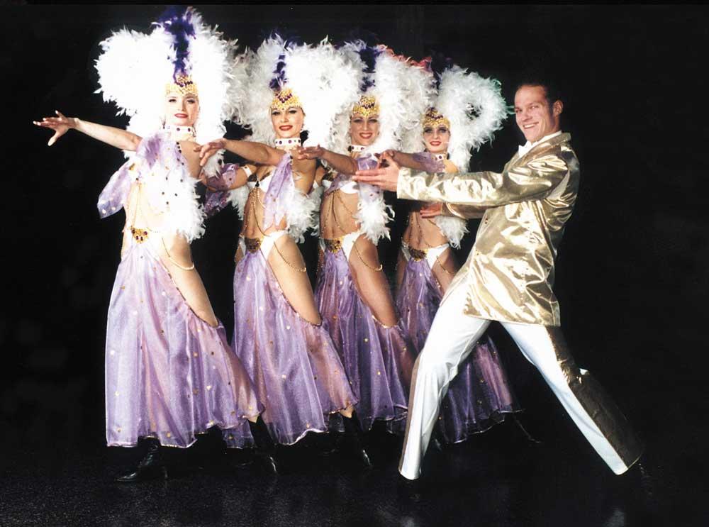 Шоу-балет Vamp