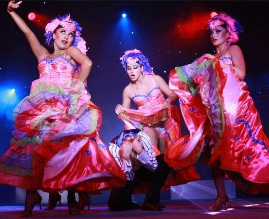 Шоу-балет Ватан